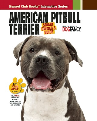 American Pit Bull Terrier By Dog Fancy Magazine (COM)